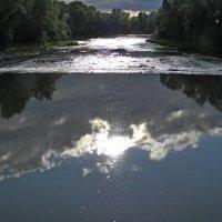Свет реки :: Сергей Беляев