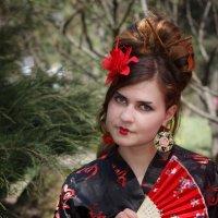 ВОСТОЧНЫЕ МОТИВЫ. :: Любовь Борисова