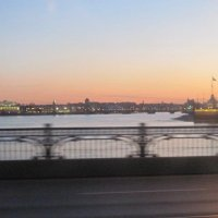 Проезжая по мосту... :: Маера Урусова