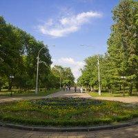 Нальчикский парк :: Zalim Khatuev