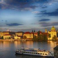 прогулки по реке :: Инга Барковская