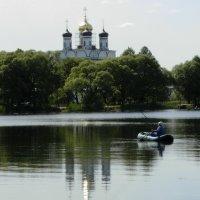 Рыбалка в Подмосковье :: Роман Раевский