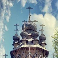 Скит Святых Земли Русской :: Николай Сыс
