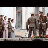 Приезд Царя в Гомель 1 :: Сергей Пилтник