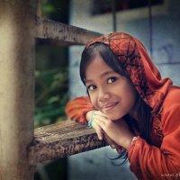 Индонезийская девочка :: Irina Amosova
