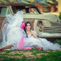 trash the dress :: Валерий Худушин