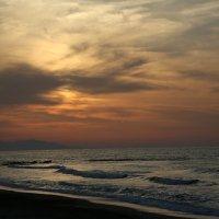 Критский закат :: Светлана Телегина