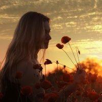 На закате :: надежда корсукова