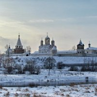 Можайский Лужецкий Рождества Богородицкий Ферапонтов мужской монастырь :: галина северинова