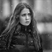 Тревожно... :: Анна Корсакова