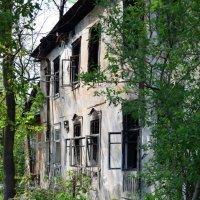 здесь больше не живут... :: Екатерина Шарова