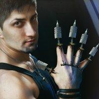 Татуировщик 83 уровня :: Дмитрий Макарченко