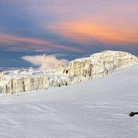 Ледники Килиманджаро :: сергей агаев