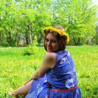 Веяние лета :: Катя Филиппова
