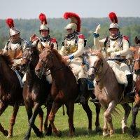 Французские кавалеристы :: Юрий Гавришин