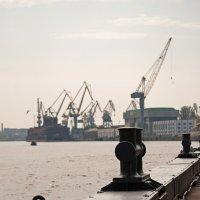 В порту :: Елизавета Вавилова