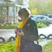 Слепой дождь :: Мария Евстафьева