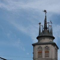 Башня :: Ольга Кривенцова