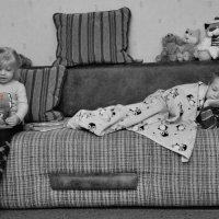 не только взрослые читают сказки) :: Вера Аверьянова