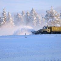 Вот такие у нас зимы :: Евгений Коротков