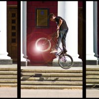 BMX :: Дмитрий Стамиков
