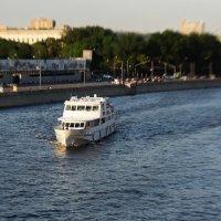 пароходы белые :: Pavel Stolyar