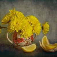 Про  жёлтые цветы... :: Анна Тихомирова