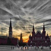 Закат на Красной :: Pavel Stolyar