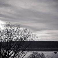 Ночная рыбалка :: Светлана Вдовина