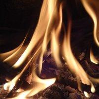 Огонь :: Виктория Олейник