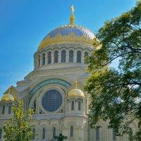 Кронштадт. Морской Никольский собор. :: Виктория Задорская