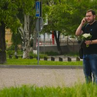 А ты опять сегодня не пришла.... :: Виталий Соколов