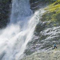 Софийский водопад :: Владимир Богославцев(ua6hvk)