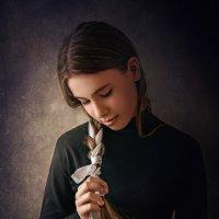 косичка :: Наталья Ковалева