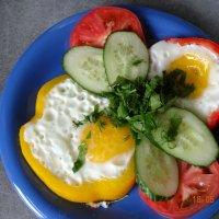 Завтрак для любимого мужа :: Анна Фряуф
