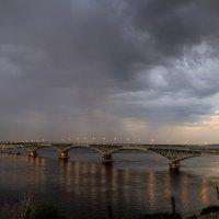 начало дождя :: Андрей ЕВСЕЕВ