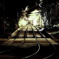 ночная дорога :: Konstantin Gromov