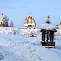 PRO русскую зиму... :: Виктор Перякин