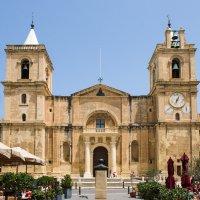 Кафедральный Собор Святого Иоанна ,Мальта , Валетта :: человечик prikolist