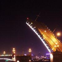 Развод мостов :: Анастасия Лазарева