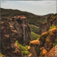 Монастырь Варлаама :: illyaBel -