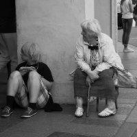 Ожидая... можно и состариться! :: Наталья Rosenwasser