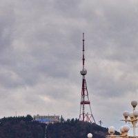 Вид на фуникулер :: Леонид Манджавидзе