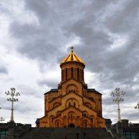 Самеба :: Леонид Манджавидзе