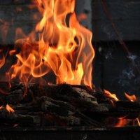 Ликующие пламя :: Маша Смирнова
