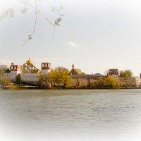 Ново-Девичий монастырь :: Константин Нестеров
