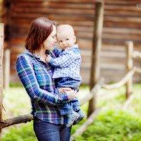 Мама и малыш :: София Мартынова