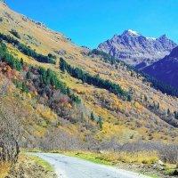 Осень в горах 2 :: Владимир Богославцев(ua6hvk)