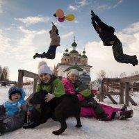 Детский мир :: Елена Габербуш