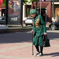Праздник в городе :: Тамара Цилиакус